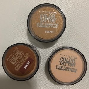 MAYBELLINE Colour Tattoo Pure Pigments